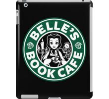 Belle's Book Cafe iPad Case/Skin