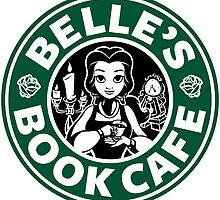 Belle's Book Cafe by Ellador