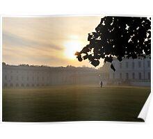 Greenwich Mist Poster