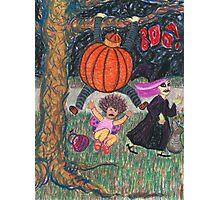 halloween Photographic Print