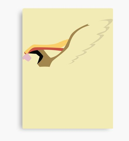 Pidgeot Canvas Print