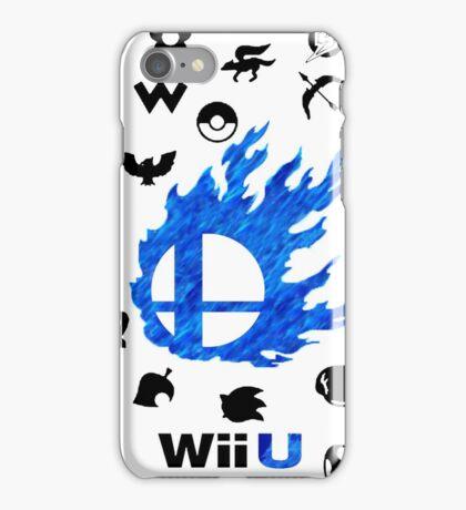 Smash Wii U iPhone Case/Skin