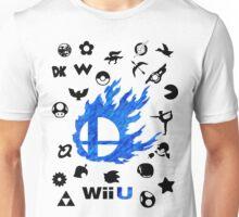 Smash Wii U Unisex T-Shirt