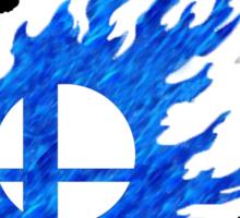 Smash Wii U Sticker