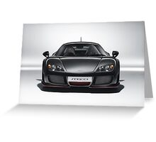 Noble M600 Greeting Card