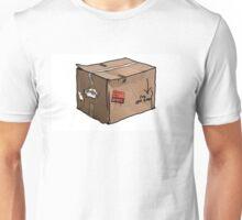 Grumpy Shrodinger Unisex T-Shirt