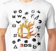 Smash 3DS Unisex T-Shirt