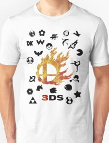 Smash 3DS T-Shirt