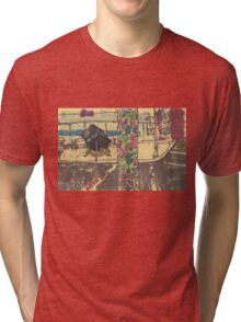 astor place Tri-blend T-Shirt