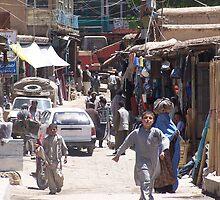 Parwan, Afghanistan by Martina Nicolls
