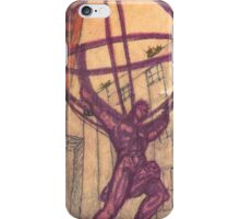 atlas holding the world iPhone Case/Skin
