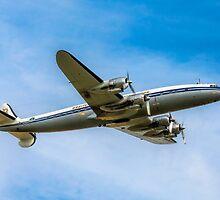 Lockheed L-1049F Super Constellation HB-RSC by Colin Smedley