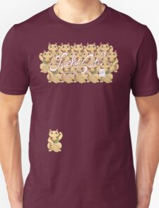 Lucky Cat? Unisex T-Shirt