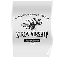 Kirov Airship Poster