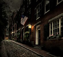 Little Acorn Street by Annette Blattman