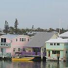 Key West Houseboats by OceanBien