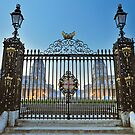 Royal Naval College Gates by Lea Valley Photographic