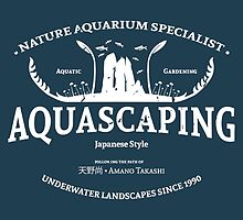 Aquascaping by moombax