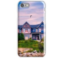 Four Homes on a Hill iPhone Case/Skin