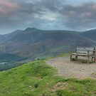 Skiddaw View by Rich Gale