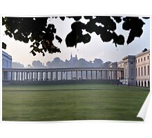Royal Observatory II - Greenwich Poster