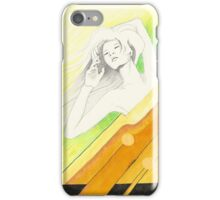 Sketchbook Jak,104-105 iPhone Case/Skin