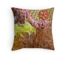 Citrus I Throw Pillow