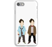 The Doctor's Wardrobe - Eleven iPhone Case/Skin