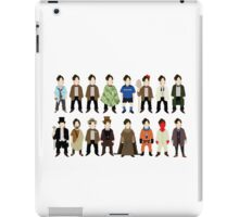 The Doctor's Wardrobe - Eleven iPad Case/Skin