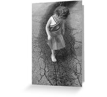 Puddle Play Greeting Card