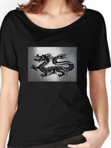 Vintage Metal Dragon Women's Relaxed Fit T-Shirt