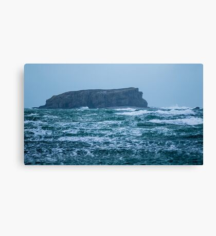 Wild Donegal Canvas Print