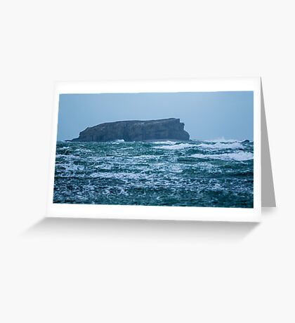 Wild Donegal Greeting Card