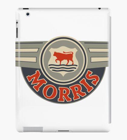 Vintage Morris Motors  iPad Case/Skin