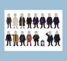 The Doctor's Wardrobe - Twelve One Piece - Short Sleeve