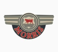 Vintage Morris Motors  by JohnOdz