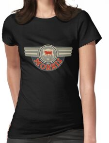 Vintage Morris Motors  Womens Fitted T-Shirt
