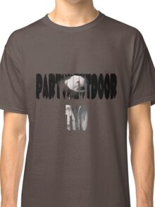 PartyNextDoor Two Classic T-Shirt