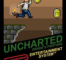 NEStalgia: Uncharted: Drake's Fortune by CaptainDeadman