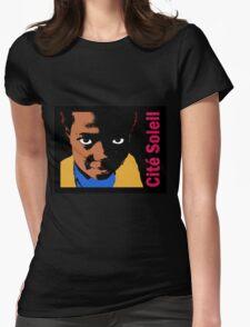 Cité Soleil-Colour Womens Fitted T-Shirt