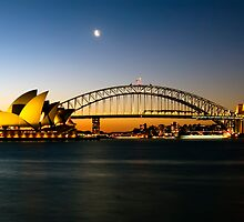 Sydney Harbour Bridge by Paul O'Connell