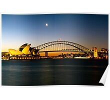 Sydney Harbour Bridge Poster