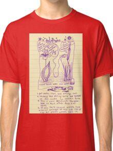 telephone game Classic T-Shirt
