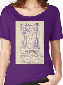 telephone game Women's Relaxed Fit T-Shirt
