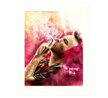 Breaking Bad - Jesse Pinkman Art Print