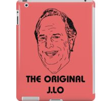 The Original J.Lo - Jon Lovitz  iPad Case/Skin