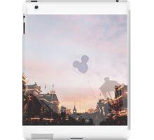 Disneyland's Main Street USA  iPad Case/Skin