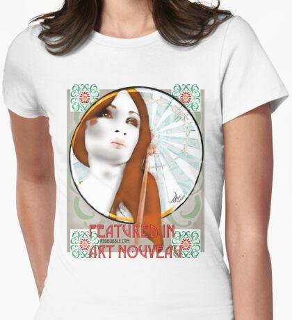 Featured in Art Nouveau - banner challenge T-Shirt