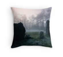 Magical Ring : Oxfordshire Throw Pillow
