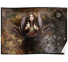 Mabon : Autumn Equinox Poster